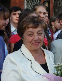 Курпа Лідія Василівна